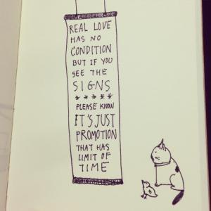 A topic in Cat Club Facebook