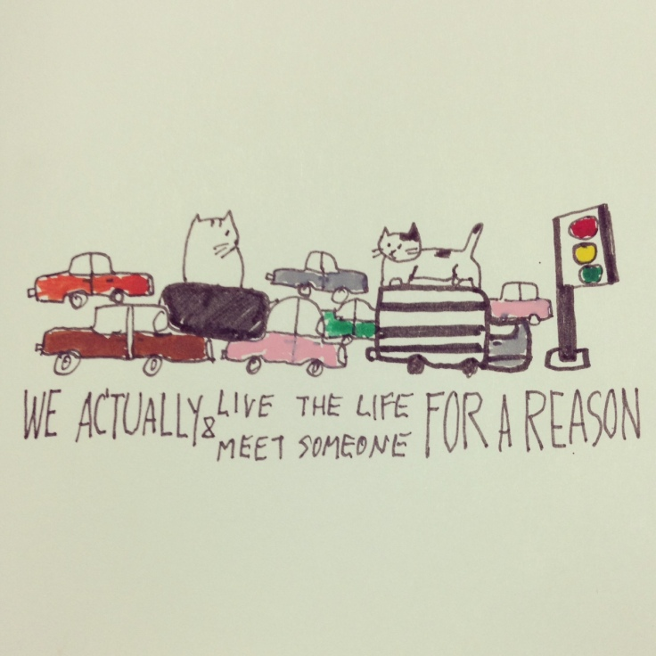 Live for a reason