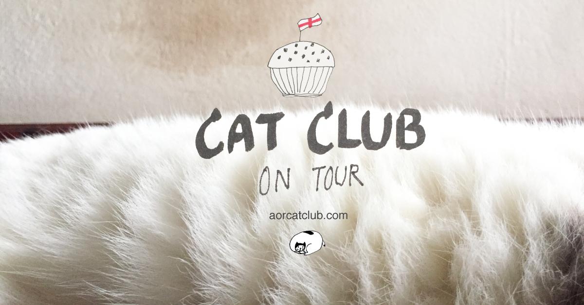 Cat club พาไปลอนดอน