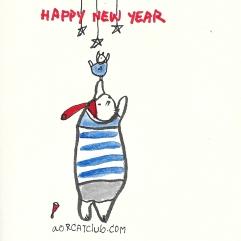 New year Blank-card2_catclubcard