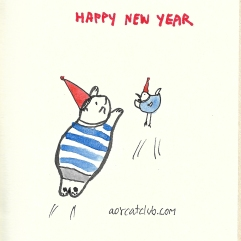 New year Blank-card3_catclubcard