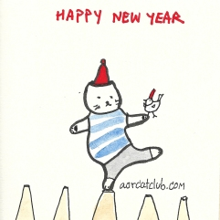 New year Blank-card5_catclubcard