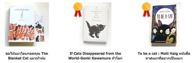 หนังสือคนกลายร่างเป็นแมว